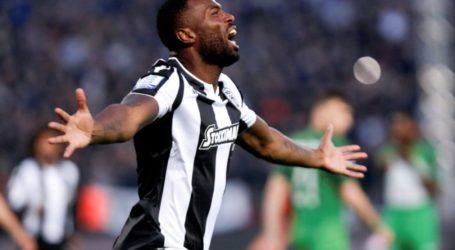 «Με πόνο ή χωρίς, κανείς δεν μπορεί να σε ξεπεράσει» (pic) – Ποδόσφαιρο – Super League 1 – Π.Α.Ο.Κ.