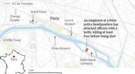 Άγριο φονικό στο Αρχηγείο της γαλλικής αστυνομίας