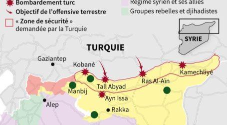 Η προστασία των Κούρδων περνά από τον Τραμπ στον Πούτιν