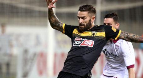 Λάρισα-ΑΕΚ 0-0 – Ποδόσφαιρο – Super League 1 – Λάρισα – A.E.K.