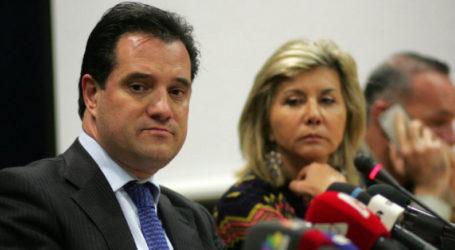 Άδωνις Γεωργιάδης στον ΣΚΑΪ: Η Ζέττα Μακρή υπέστη δριμεία πολιτική ζημία στη Μαγνησία [βίντεο]