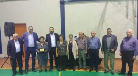 Γιορτάστηκε η Ημέρα των Ηλικιωμένων στον Τύρναβο