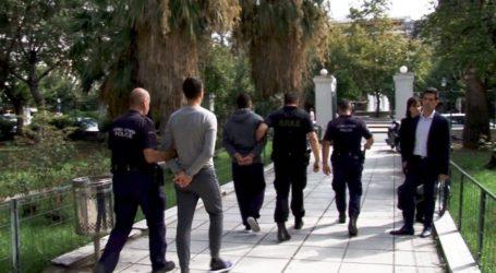Βόλος: Προθεσμία για αύριο πήραν οι τρεις Αλβανοί με τα ναρκωτικά στο Πιπέρι