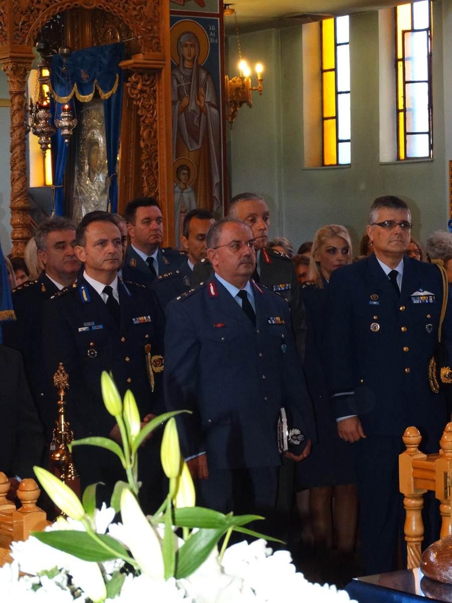 Εκδηλώσεις για τον εορτασμό της «Ημέρας της Αστυνομίας» και του Προστάτη του Σώματος Μεγαλομάρτυρα Αγίου Αρτεμίου στη Θεσσαλία