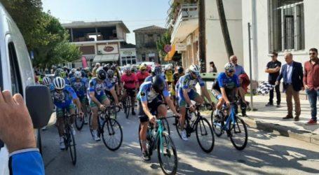 Με επιτυχία πραγματοποιήθηκε ο Διασυλλογικός Ποδηλατικός Αγώνας Δρόμου στο δήμο Τεμπών