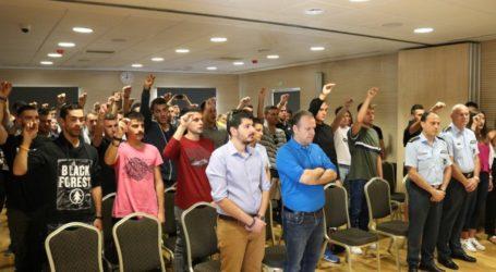 Ορκίστηκαν οι 80 νέοι Ειδικοί Φρουροί στην Λάρισα (φωτο)