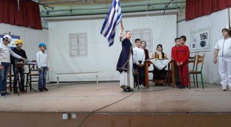 Γιορτάστηκε η επέτειος της 28ης Οκτωβρίου στο Συκούριο (φωτό)