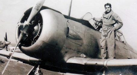 Λαρισαίος 99χρονος θρυλικός πιλότος του Β΄Παγκοσμίου Πολέμου: «Να μη ξεχνάμε, να τιμούμε, να επαγρυπνούμε»