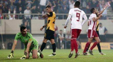 Τα highlights του Ολυμπιακός-ΑΕΚ – Ποδόσφαιρο – Super League 1 – Ολυμπιακός – A.E.K.