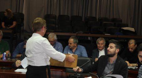 Αυτοί είναι οι εκπρόσωποι του Δημοτικού Συμβουλίου Λάρισας που εκλέχτηκαν για την Γ.Σ. της ΠΕΔ Θεσσαλίας – ΟΝΟΜΑΤΑ (φωτο)