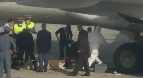 Άνδρας βρέθηκε νεκρός στην καταπακτή του συστήματος προσγείωσης αεροσκάφους