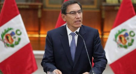 Ο πρόεδρος Μαρτίν Βισκάρα ανακοίνωσε ότι προχωρά στη διάλυση του Κογκρέσου