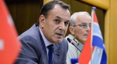Συνάντηση Παναγιωτόπουλου – Αναστασιάδη στην Κύπρο