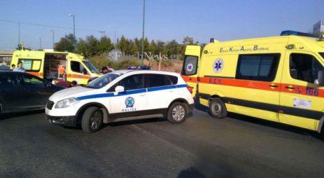 Δυο τροχαία με τραυματισμούς μέσα σε λίγη ώρα στα Χανιά