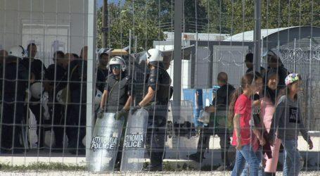 Επεισόδια, πετροπόλεμος και προσαγωγές στο Κέντρο Φιλοξενίας του Κατσικά