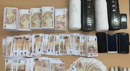 Συνελήφθησαν δύο αλλοδαποί που αποπειράθηκαν να αφαιρέσουν 50.000 ευρώ από επιχειρηματία