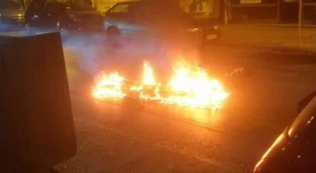Άνδρας έβαλε φωτιά σε στρώμα στο κέντρο της Θεσσαλονίκης