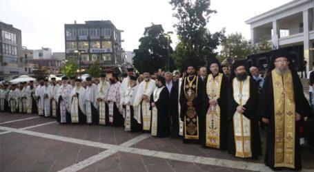 Στην Ξάνθη ο Αρχιεπίσκοπος Ιερώνυμος