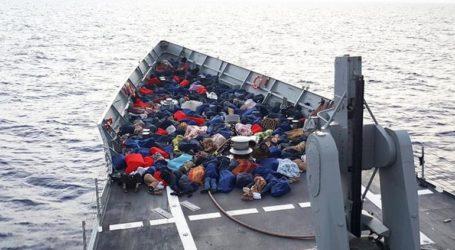 Συνεχίζονται οι επιθεωρήσεις πλοίων που είναι ύποπτα για μεταφορά μεταναστών