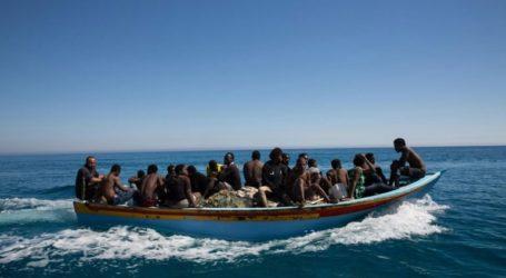 Εντοπίστηκε ιστιοφόρο με 60 μετανάστες και πρόσφυγες