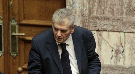 Την Τρίτη η συζήτηση για συγκρότηση ειδικής επιτροπής προκαταρκτικής εξέτασης για τον Δ. Παπαγγελόπουλο