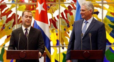 Η Ρωσία εγκαινίασε την πρώτη γεώτρηση σε κοίτασμα πετρελαίου στην Κούβα
