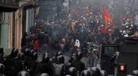 Συνελήφθησαν 275 άτομα στις διαδηλώσεις για τις περικοπές στην επιδότηση καυσίμων