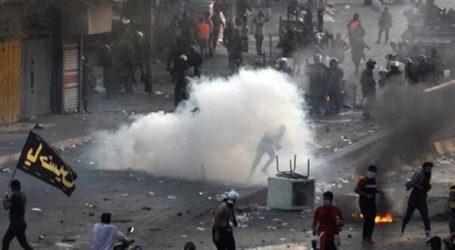Toυλάχιστον 73 νεκροί και 3.000 τραυματίες από τις διαδηλώσεις στο Ιράκ