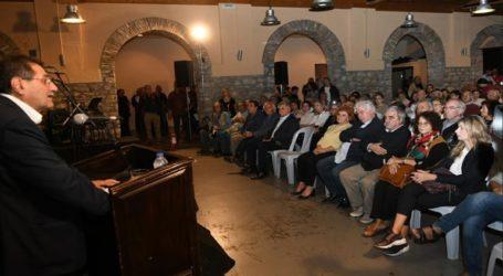 Ολοκληρώθηκαν οι εκδηλώσεις για την απελευθέρωση της Πάτρας από την γερμανική κατοχή