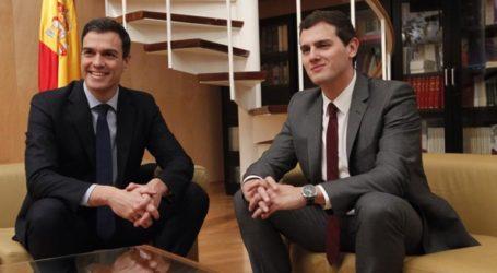 Αναμένεται μετεκλογική συνεργασία Ciudadanos με τους Σοσιαλιστές