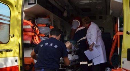 Τροχαίο με δύο τραυματίες δικυκλιστές