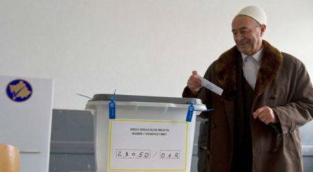 Χωρίς προβλήματα διεξάγονται οι εκλογές στο Κόσοβο