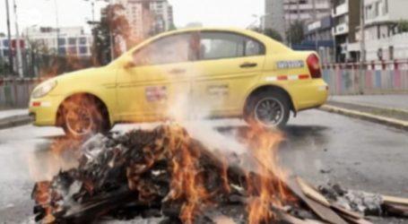 Ένας νεκρός σε επεισόδια για την αύξηση της τιμής των καυσίμων