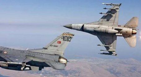 Τουρκικά F-16 πέταξαν πάνω από το Αγαθονήσι, τους Ανθρωποφάγους και τη Μακρόνησο