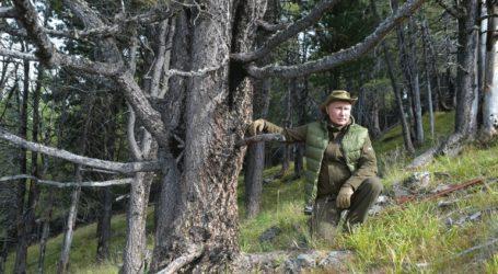 Με μία απόδραση στη φύση γιόρτασε ο Πούτιν τα 67α γενέθλιά του