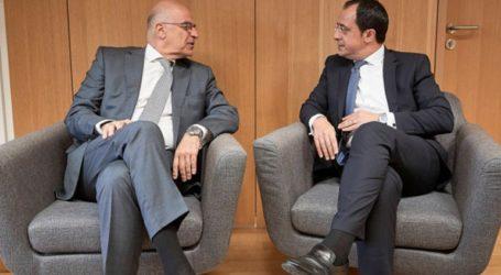 «Η Κύπρος δεν είναι μόνη της απέναντι στις τουρκικές προκλήσεις»