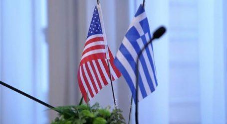 Συνάντηση της ηγεσίας του υπ. Προστασίας του Πολίτη με εκπροσώπους της αμερικανικής κυβέρνησης