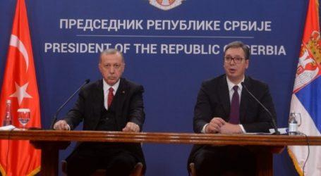 Οικονομική συνεργασία, ασφάλεια και άμυνα στην ατζέντα των συνομιλιών Βούτσιτς