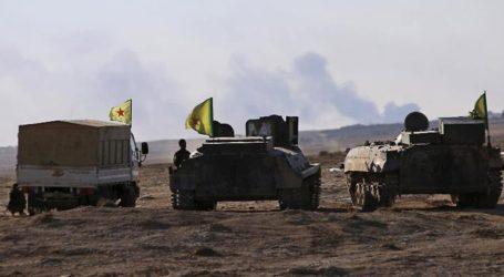 Διαψεύδουν οι Κούρδοι αναφορές για τουρκική επιδρομή στη Συρία
