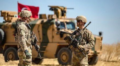 Το πυροβολικό της Τουρκίας έπληξε κουρδικές θέσεις ανατολικά της Ταλ Αμπιάντ