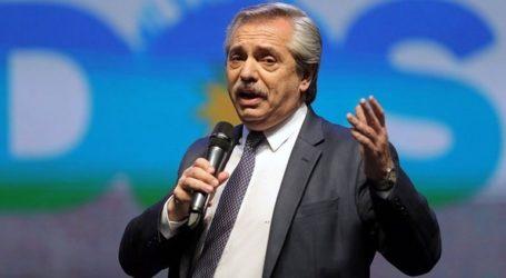 Μειώσεις στα βασικά διατροφικά αγαθά κήρυξε ο υποψήφιος για την προεδρία Αλβέρτο Φερνάντες