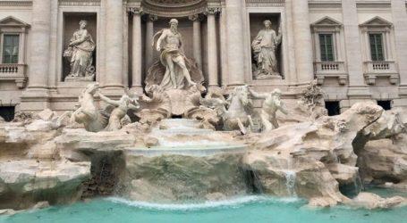 Υπόγεια παράνομη χωματερή ανακάλυψαν οι Αρχές της Ρώμης κοντά στη Φοντάνα ντι Τρέβι