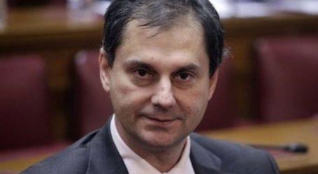 Στην Τρίπολη ο υπουργός Τουρισμού Χάρης Θεοχάρης