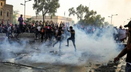 Πρώτη νύκτα ηρεμίας στη Βαγδάτη έπειτα από μία εβδομάδα βίαιων διαδηλώσεων