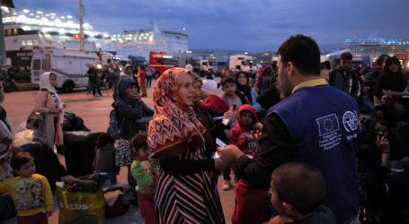 Μεταφέρθηκαν στην ενδοχώρα από ελληνικά νησιά 700 πρόσφυγες