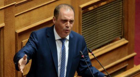 Για δειλία και φυγομαχία κατηγόρησε τη ΝΔ ο Κυριάκος Βελόπουλος