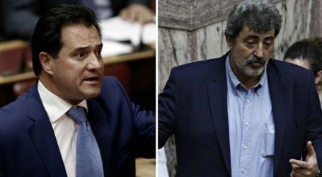 Αγρια κόντρα ανάμεσα σε Γεωργιάδη και Πολάκη στη Βουλή