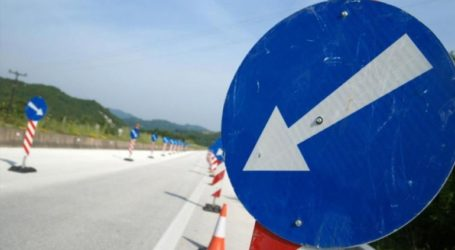 Συνεχίζονται και σήμερα οι εργασίες συντήρησης στην Εθνική Οδό Θεσσαλονίκης-Μουδανιών