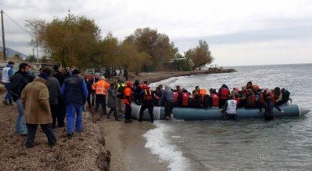 Έφτασαν στη Σάμο 17 μετανάστες