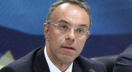 Στο Λουξεμβούργο ο Σταϊκούρας για το Eurogroup